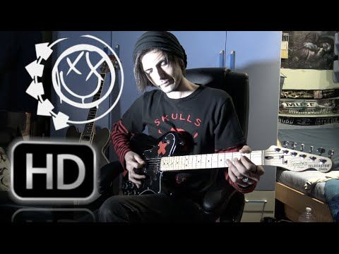 Condividere video, musica e concerti - Social Talent Contest 2.0 | blink 182 - Bored to Death (Symon Iero Guitar Cover)
