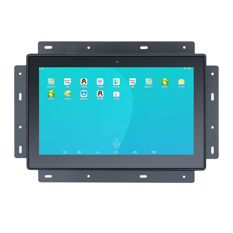 10 Inch Android 4 0 Poe Wall Mount Tablet Resolution 1280 X 800 Tablet Ipad Mount Wall Mount