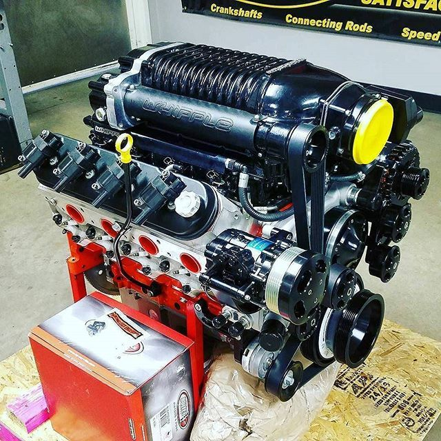 Pin by Thomas Gendernalik on Truck project Ls engine