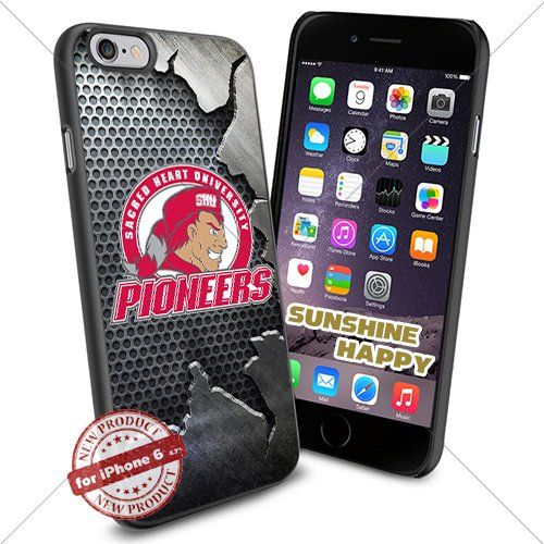 Sacred Heart Pioneers, University NCAA Sunshine#1497 Cool iPhone 6 - 4.7 Inch Smartphone Case Cover Collector iphone TPU Rubber Case Black SUNSHINE-HAPPY http://www.amazon.com/dp/B011SHWM1S/ref=cm_sw_r_pi_dp_1Bi8vb1YMNXCP