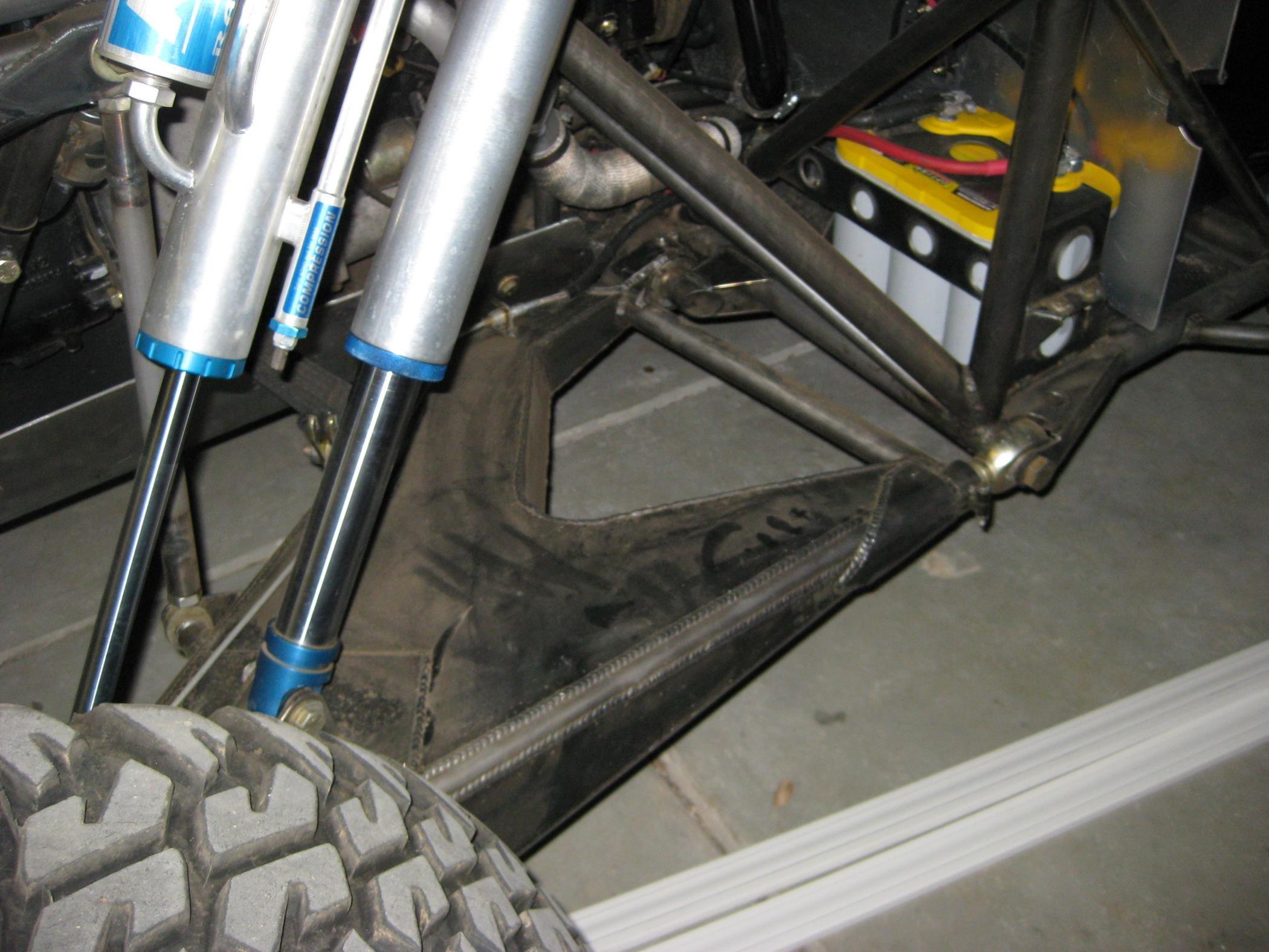 Buggy Rear Trailing Arm Length | Page 2 | race-deZert | Sand