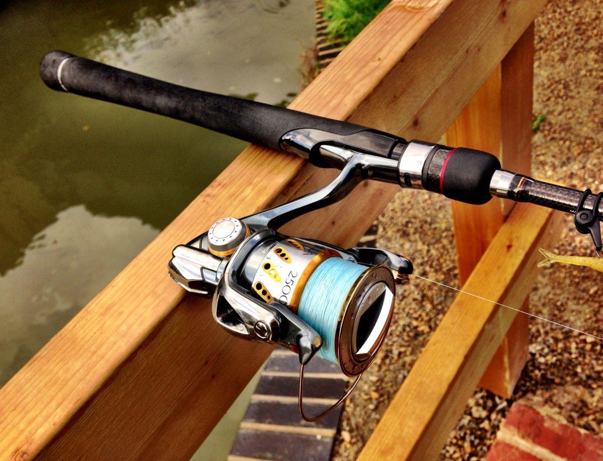 Shimano Stella 2500 FD | LRF Reels | Shimano reels, Spinning