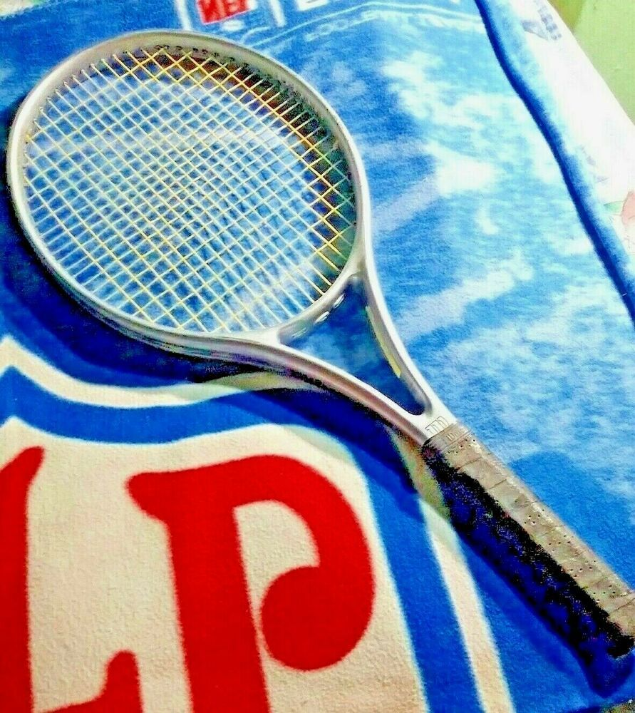Wilson Profile 3 6 Si 110 Tennis Racquet Segfried Kuebler Of West Germany Wilson Tennis Racquet Racquets Tennis