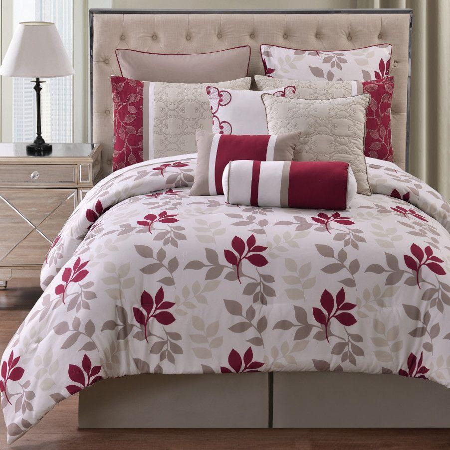 Eve piece comforter set wardrobe pinterest comforter