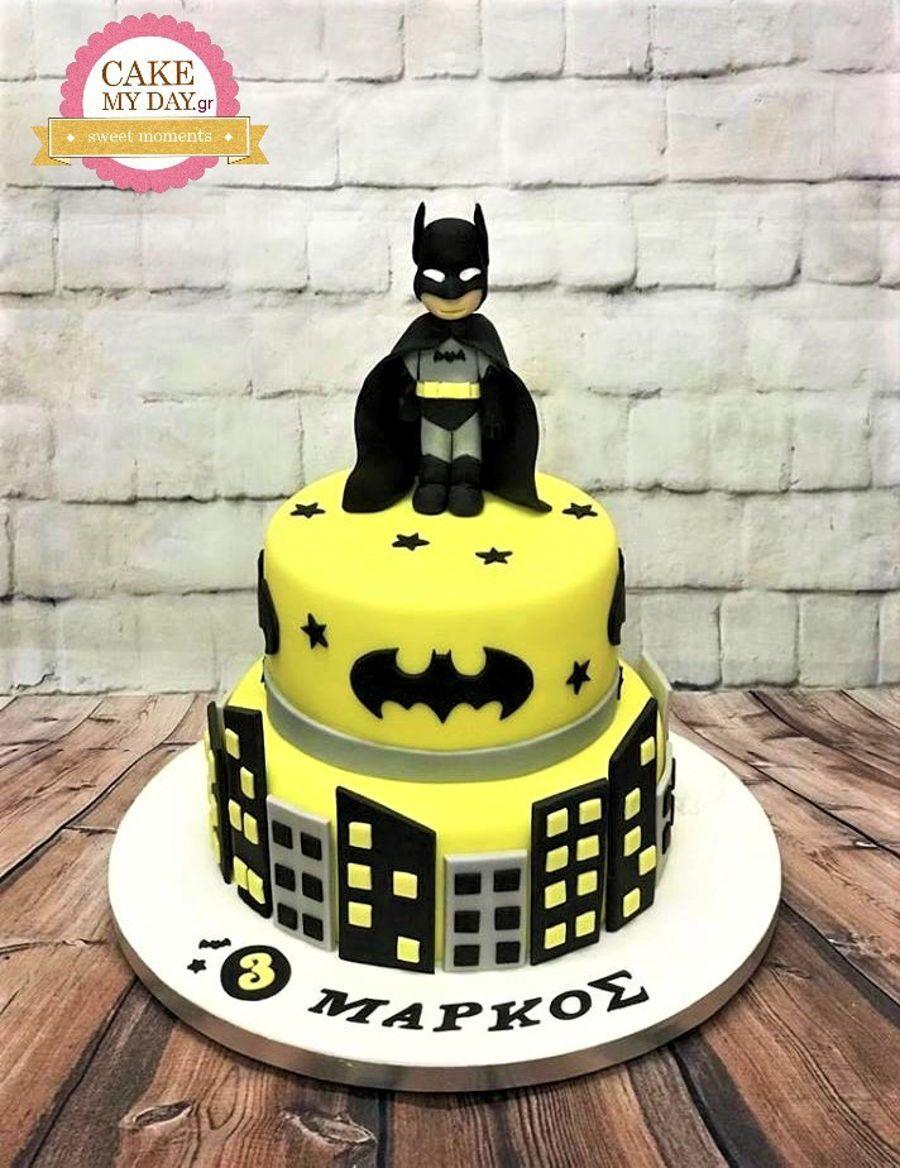 27+ Batman birthday cake ideas inspirations
