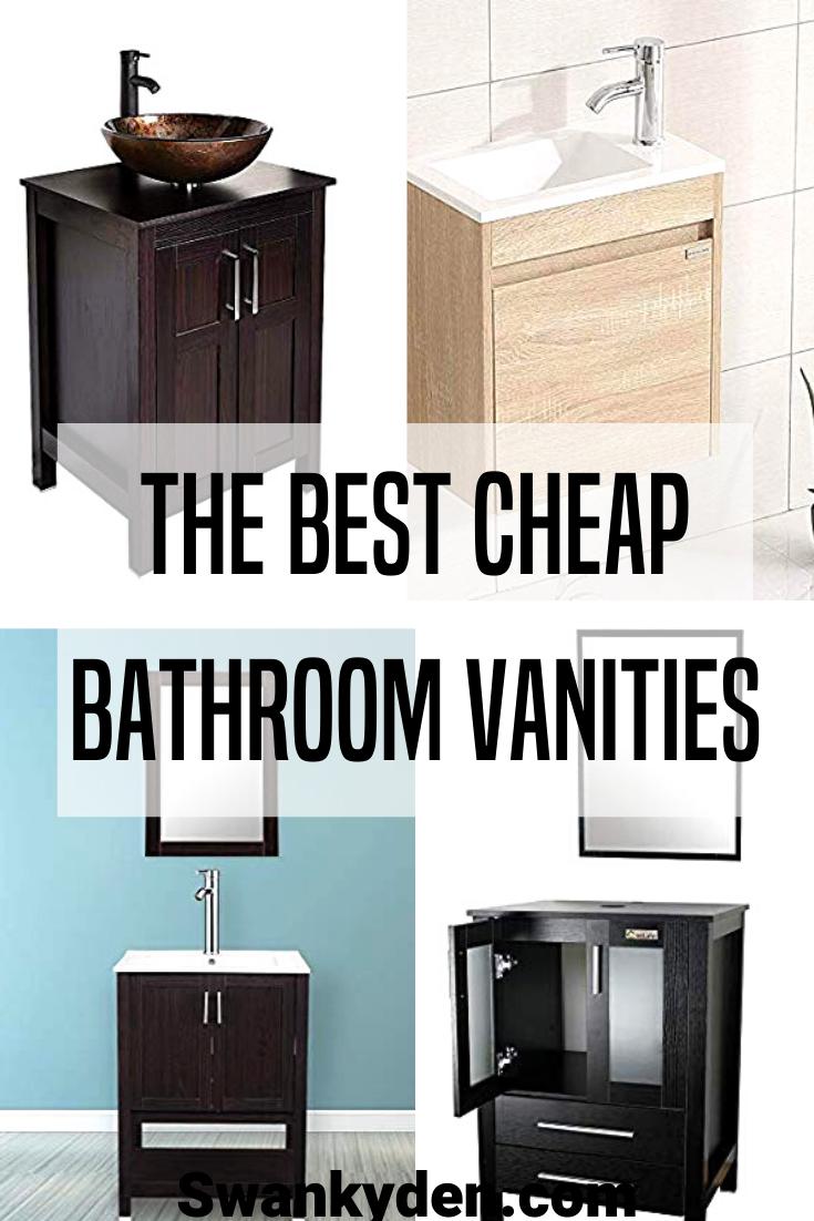 Cheap Bathroom Vanities Under 200 Cheap Bathroom Vanities Cheap Bathrooms Small Bathroom Vanities