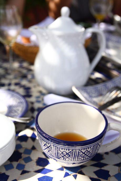 Colazione in marocco