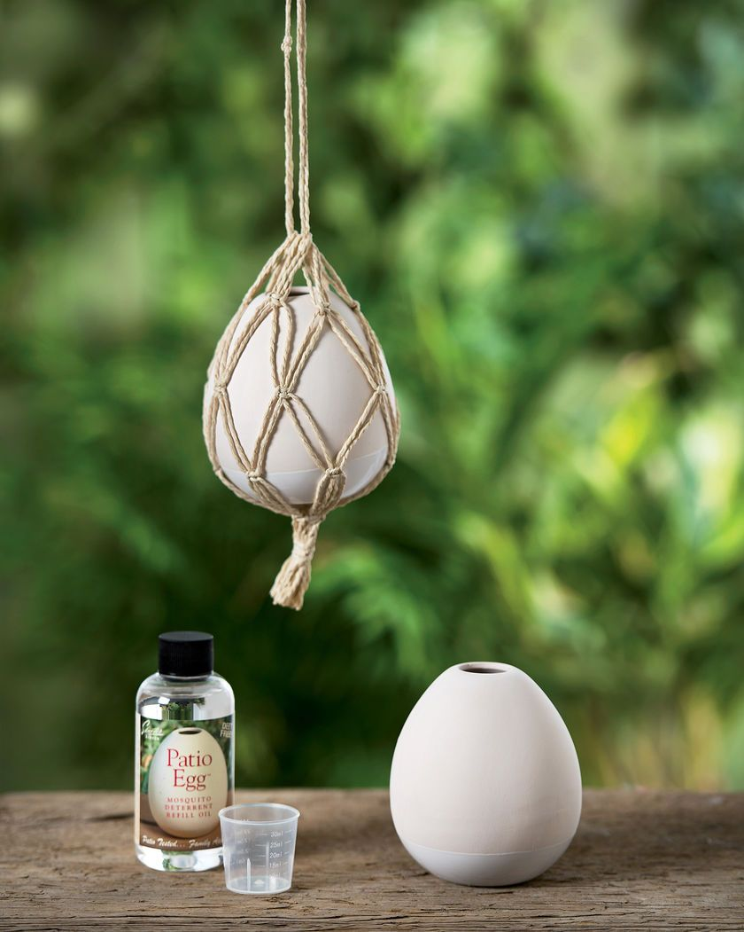 Natural Mosquito Repellent Essential Oil Diffuser For Yard Or Patio