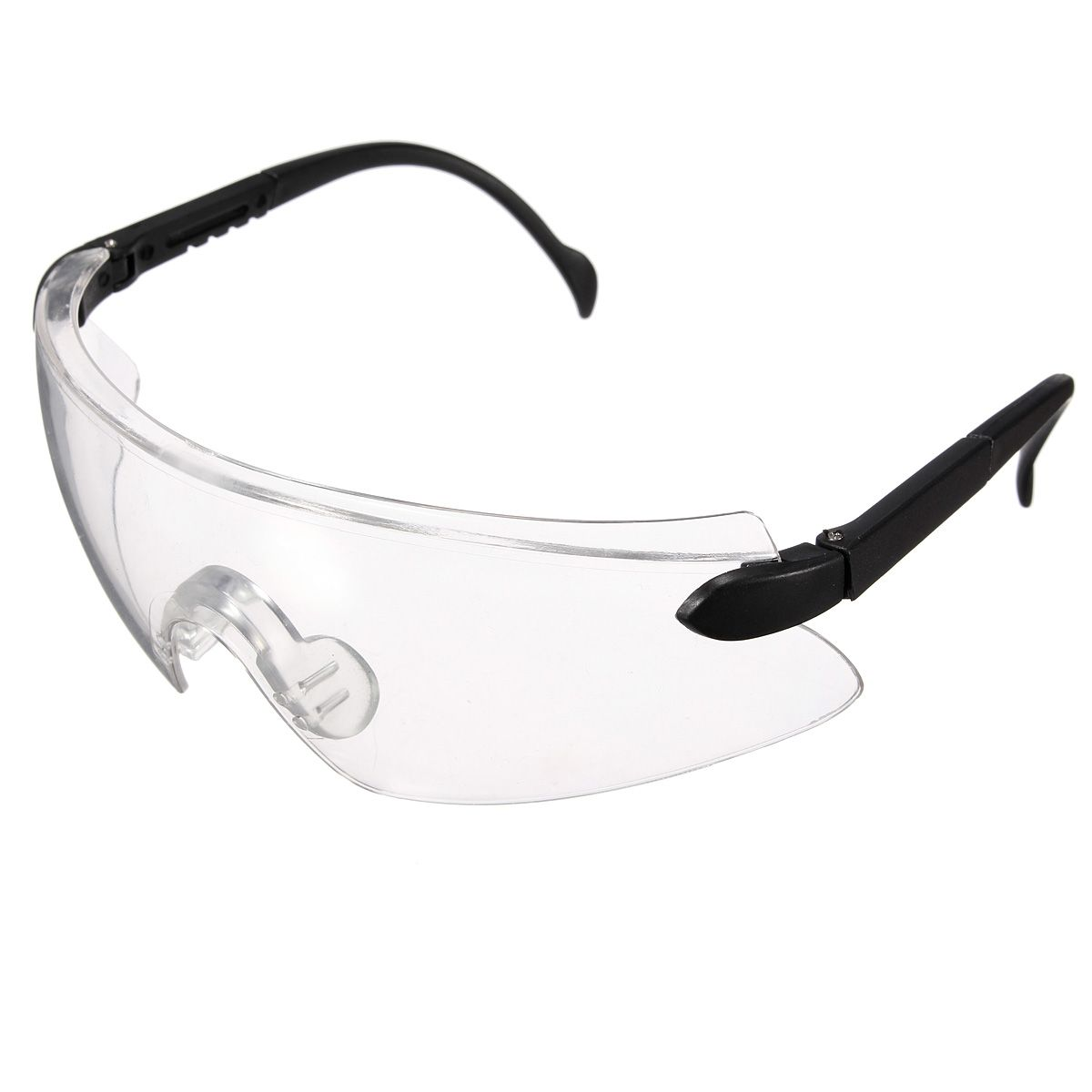 Clear safety goggle gafas eyes protection lab dental