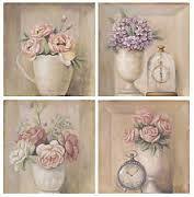 Risultati immagini per quadri per soggiorno stile shabby  FAI DA TE/RI-CREA  Pinterest ...