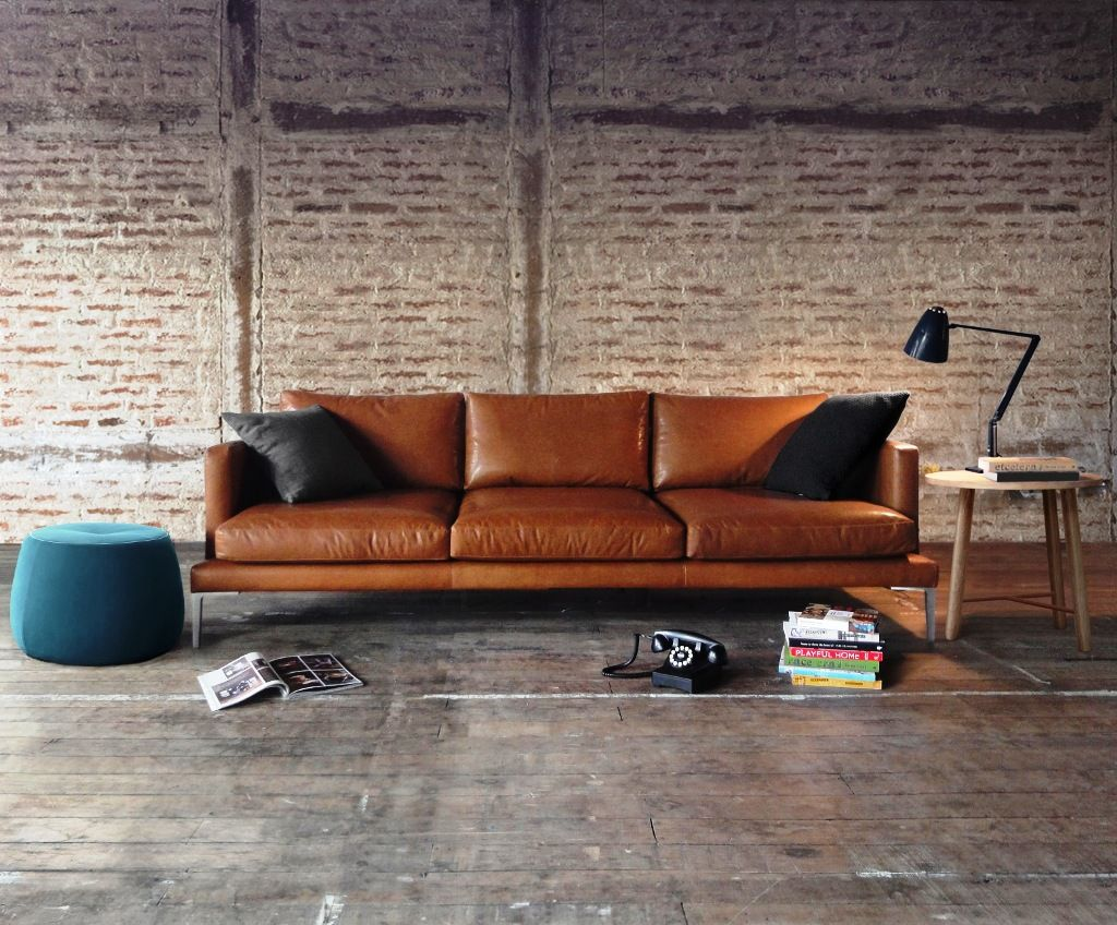 Just Chill Be Relax On Luxury Leather Sofa Luxury Leather