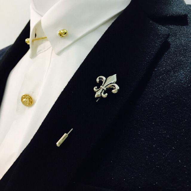 loading men chain brooch suit crystal itm tassel s layer shirt image is coat rhinestone pin lapel crown