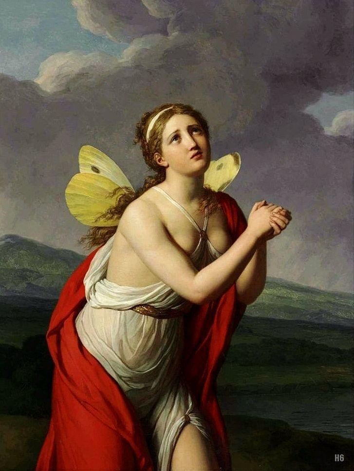 edith hamilton mythology cupid and psyche