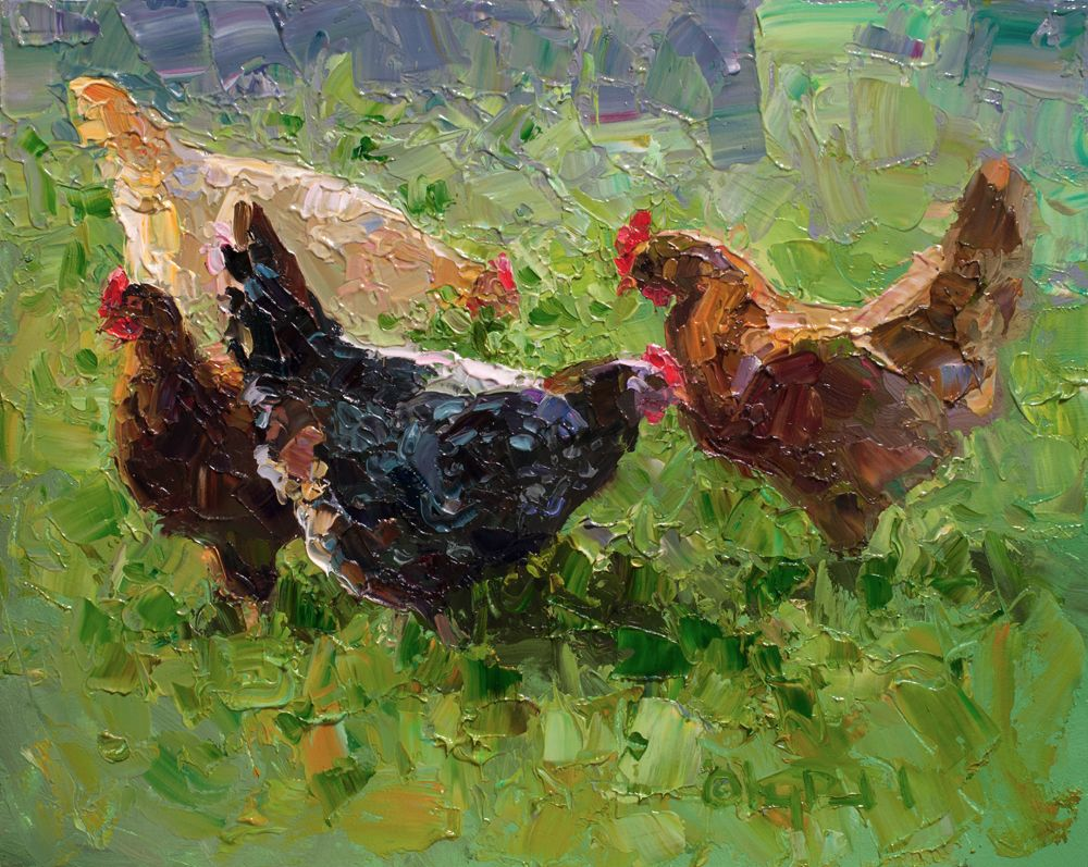 Quotes To Draw Chicken: Fine Art Inspiration In 2019