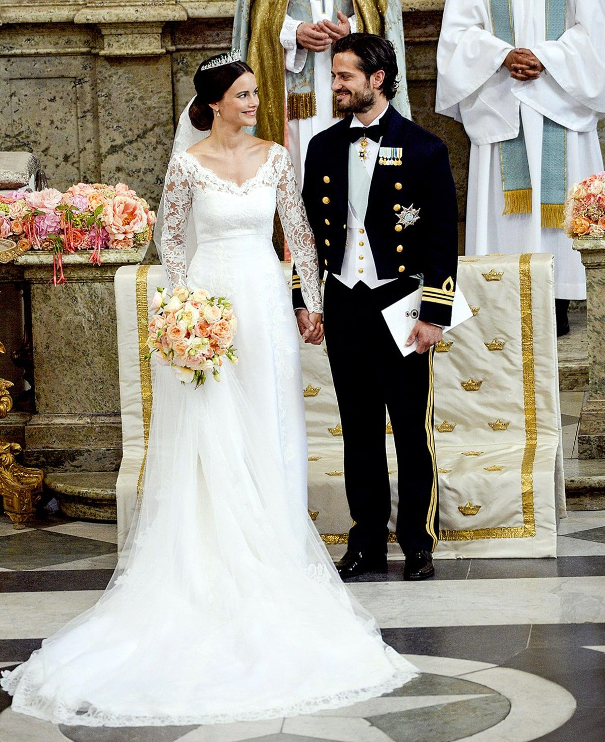 The Most Amazing Royal Wedding Dresses Ever Royal Wedding Dress Royal Weddings Wedding Dresses [ 1472 x 1200 Pixel ]