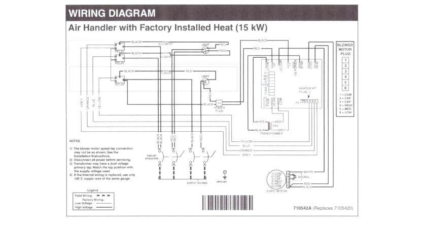 related image diagram air handler ohio Air Conditioning Wiring Schematics