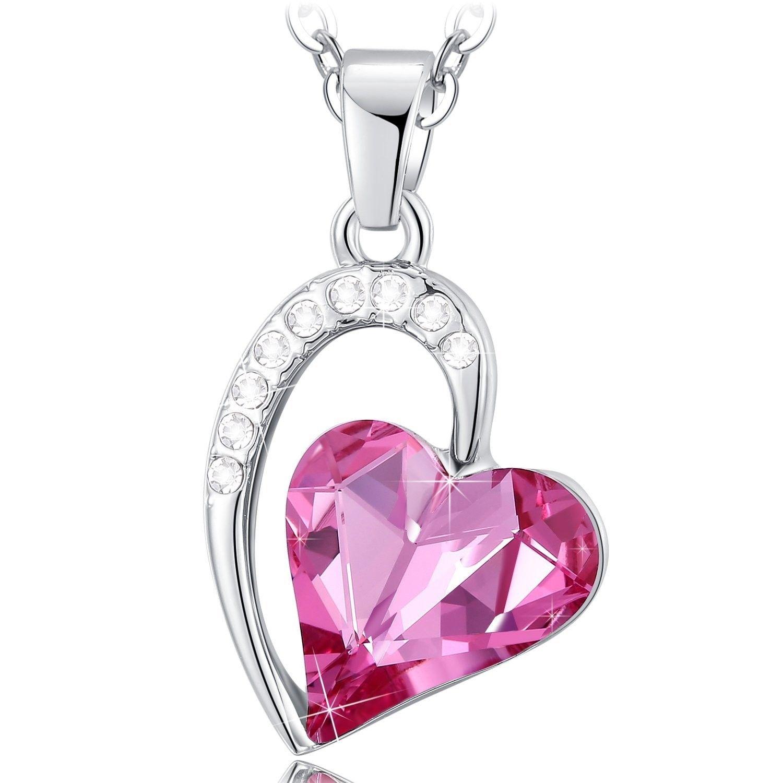 Necklace Girlfriend Birthday Anniversary Valentines