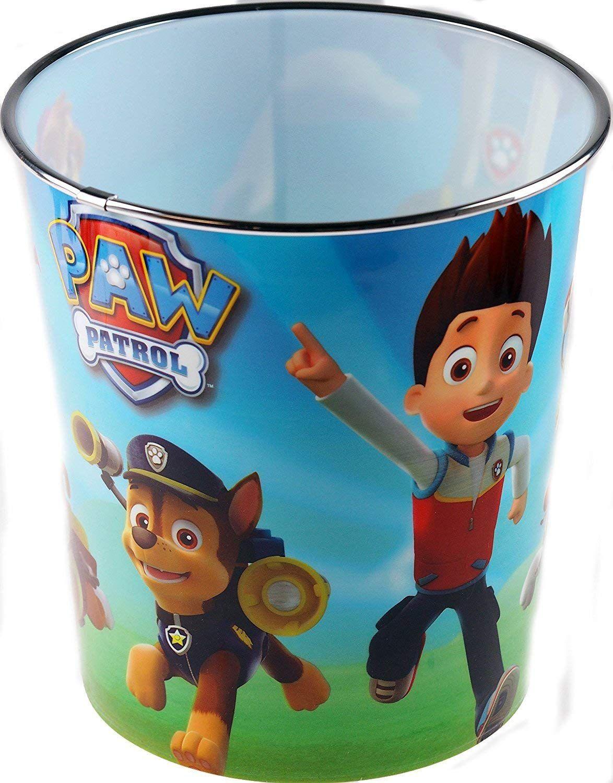 Paw Patrol Kinderzimmer Papierkorb PAW Patrol