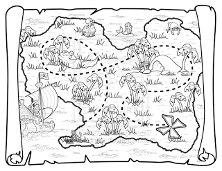 Jake And The Neverland Pirates Blank Map Pirate Maps Pirate Coloring Pages Pirate Treasure Maps