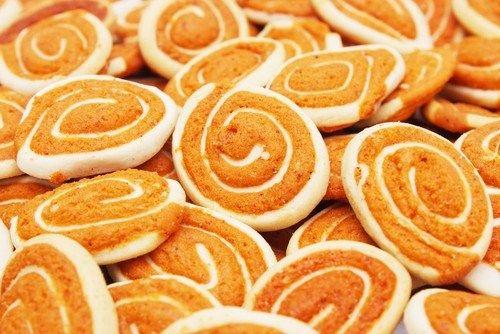 Творожное печенье с безе | Рецепт | Печенье с безе ...