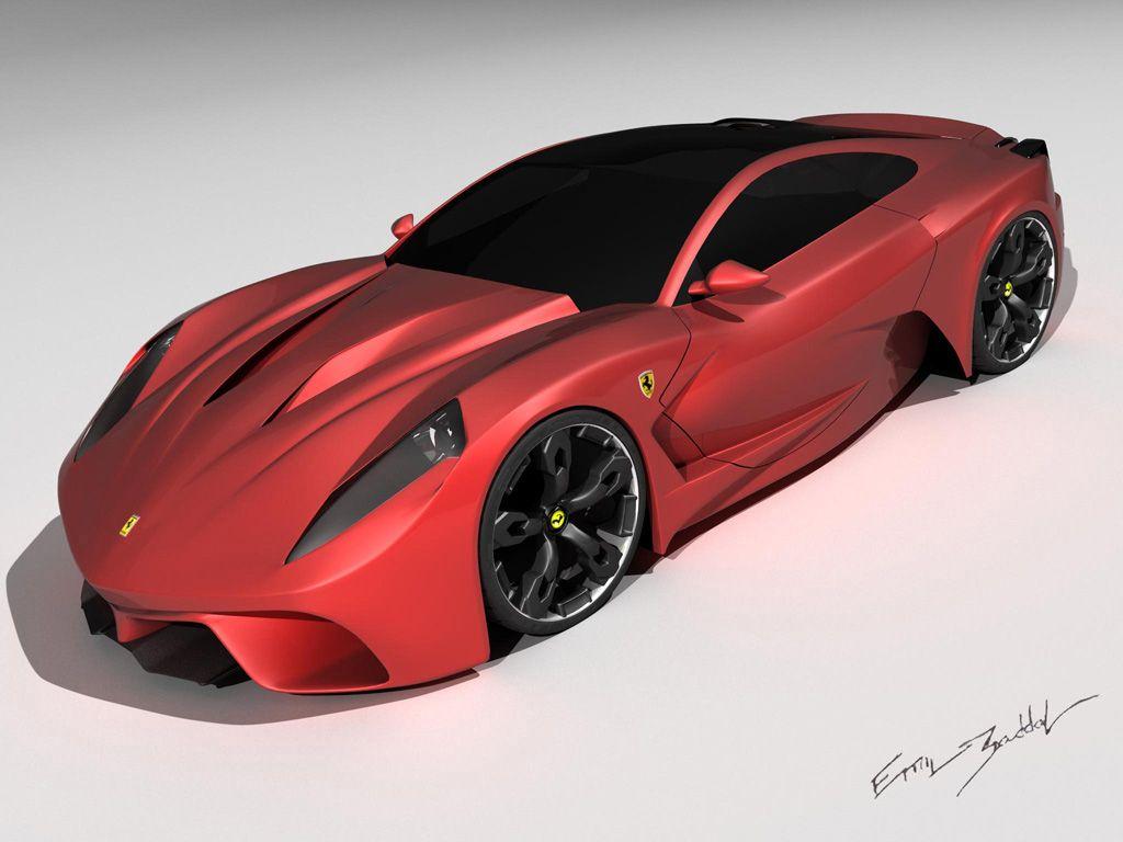 Biertijd Com Media Emil Baddal Ferrari Concept Ferrari