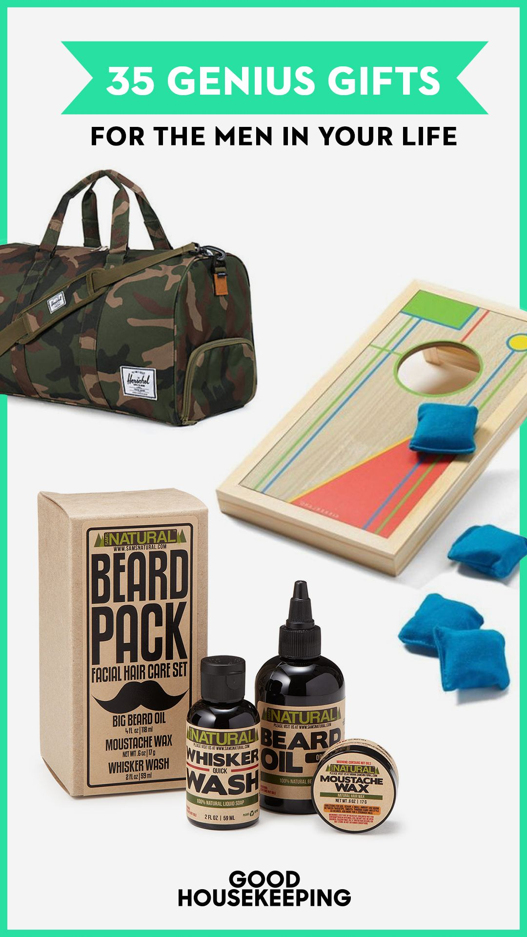 55 genius gifts for the guys on your list