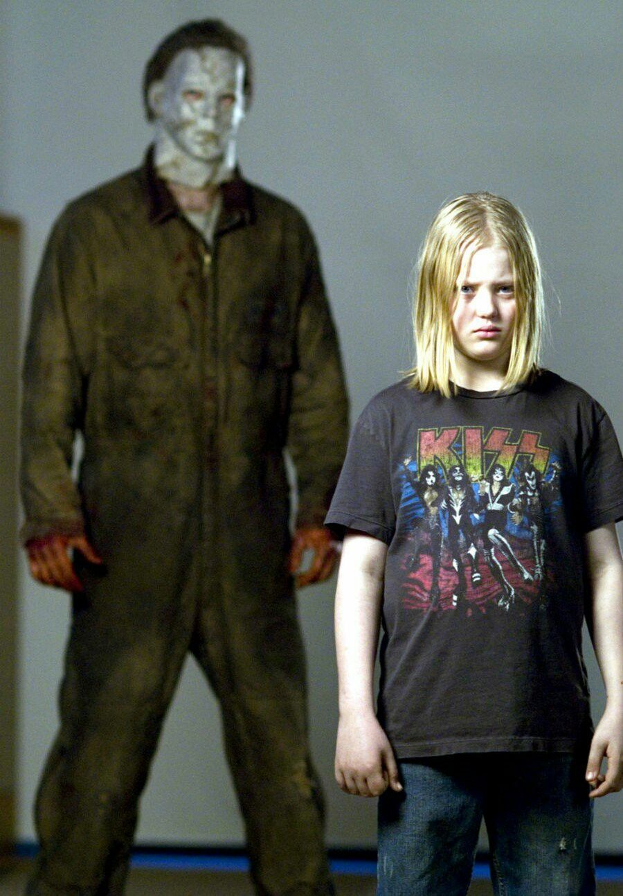 Halloween Rob Zombie Remake.Did Not Like The Remake Horror Michael Myers Halloween Rob