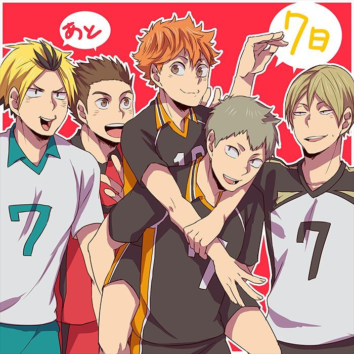 Haikyuu On Sosmed Animasi, Haikyuu, dan Gambar