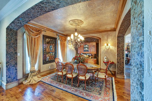 italian villa mediterranean dining room dallas by on extraordinary mediterranean architecture style inspiration id=86868