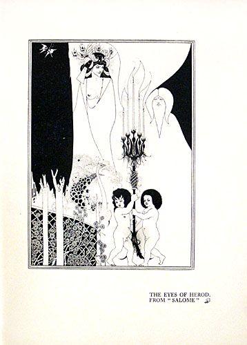 ddf1b81b9fd Original 1912 Antique Aubrey Beardsley Prints for Sale