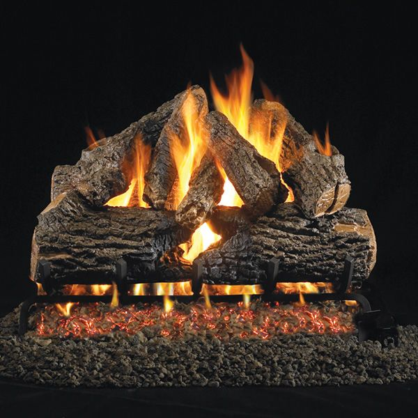 sound log logs electric for set heat and fireplace fireplaces with
