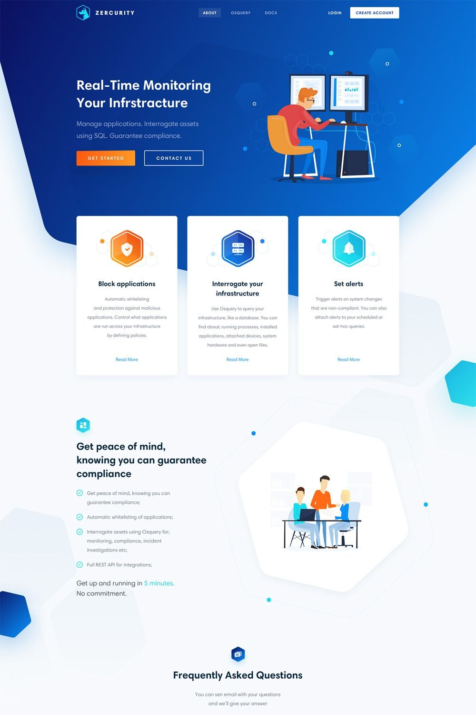 Thehotskills Web Design Blogs Best Landing Pages Best Landing Page Design Landing Page Design