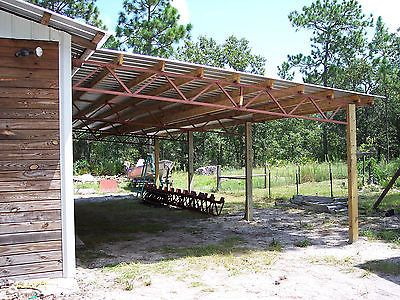 Good Metal Roof Trusses For Sale | 37 Results For Steel Building Trusses   For  Sale Classifieds