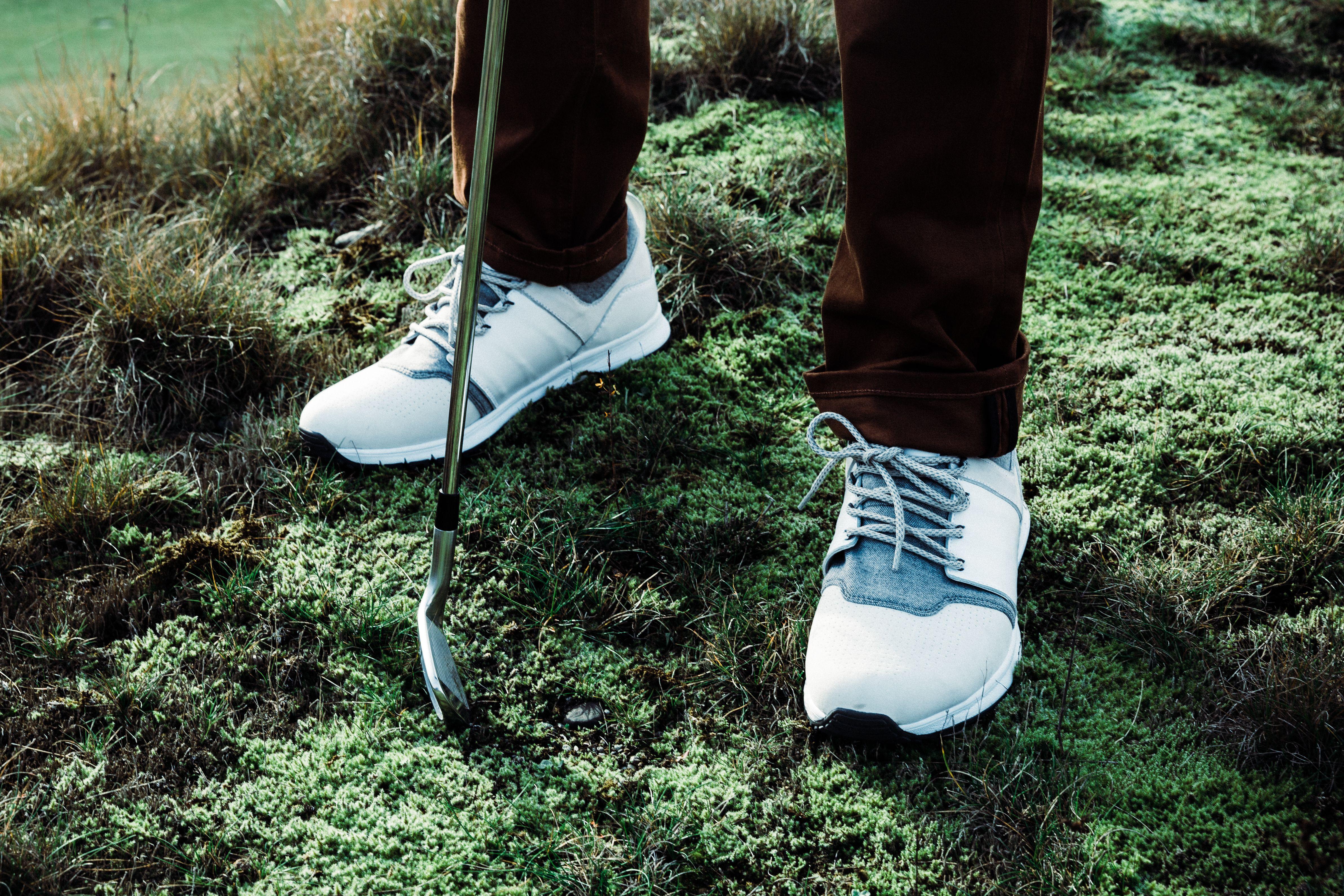 TRUE Major   White   Spikeless golf