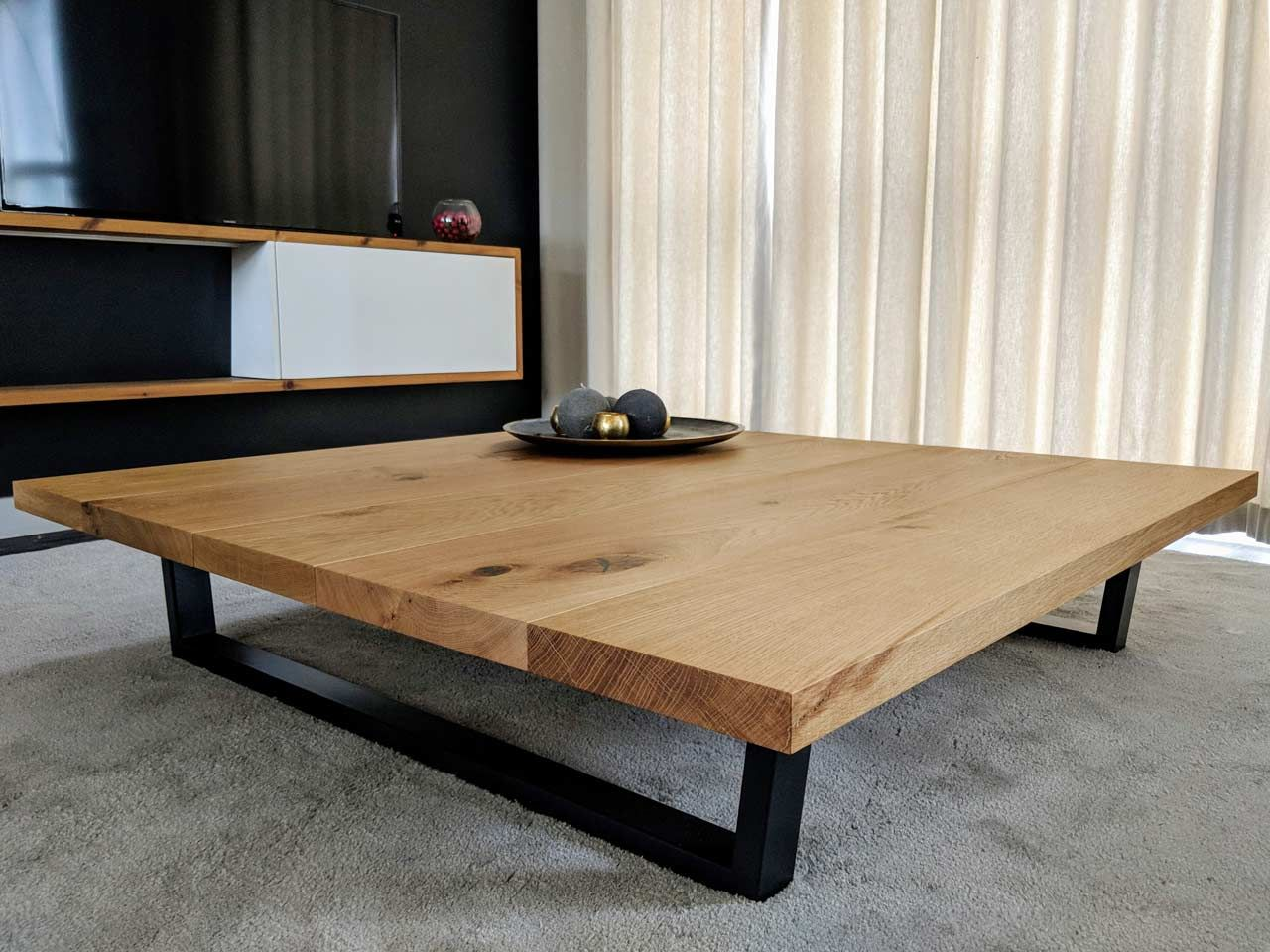 Abacus Tables Project 695 Modern Wood Coffee Table Wooden Coffee Table Designs Large Square Coffee Table [ 960 x 1280 Pixel ]