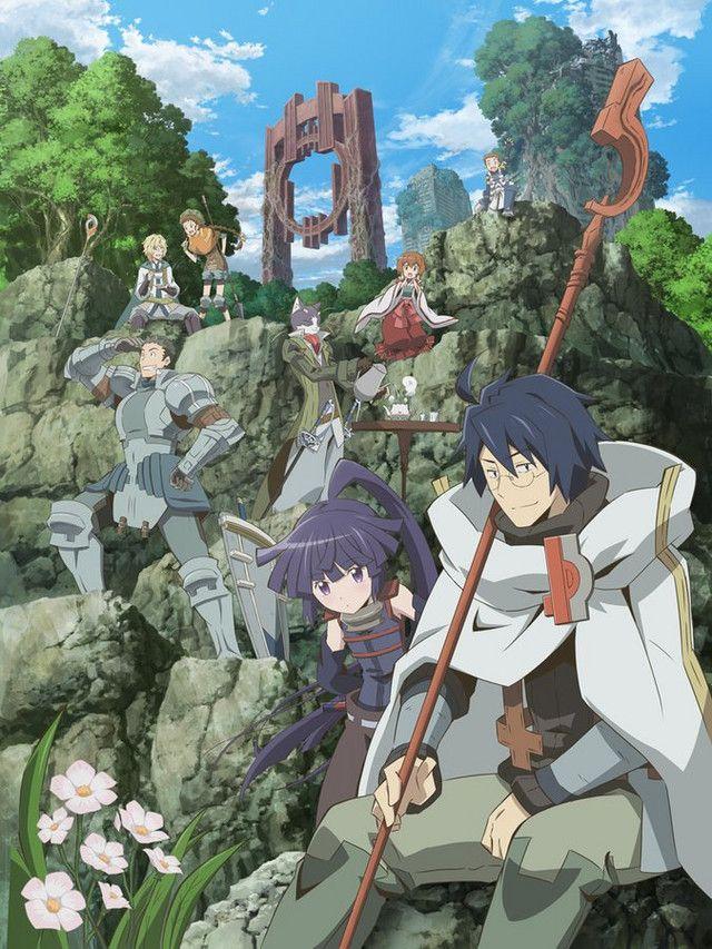 Log Horizon Season 3 Anime Announced for October 2020 in