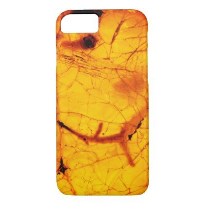 huge selection of a8690 81a0c Bones/Fossil In Amber Case-Mate iPhone Case | Zazzle.com | golden ...