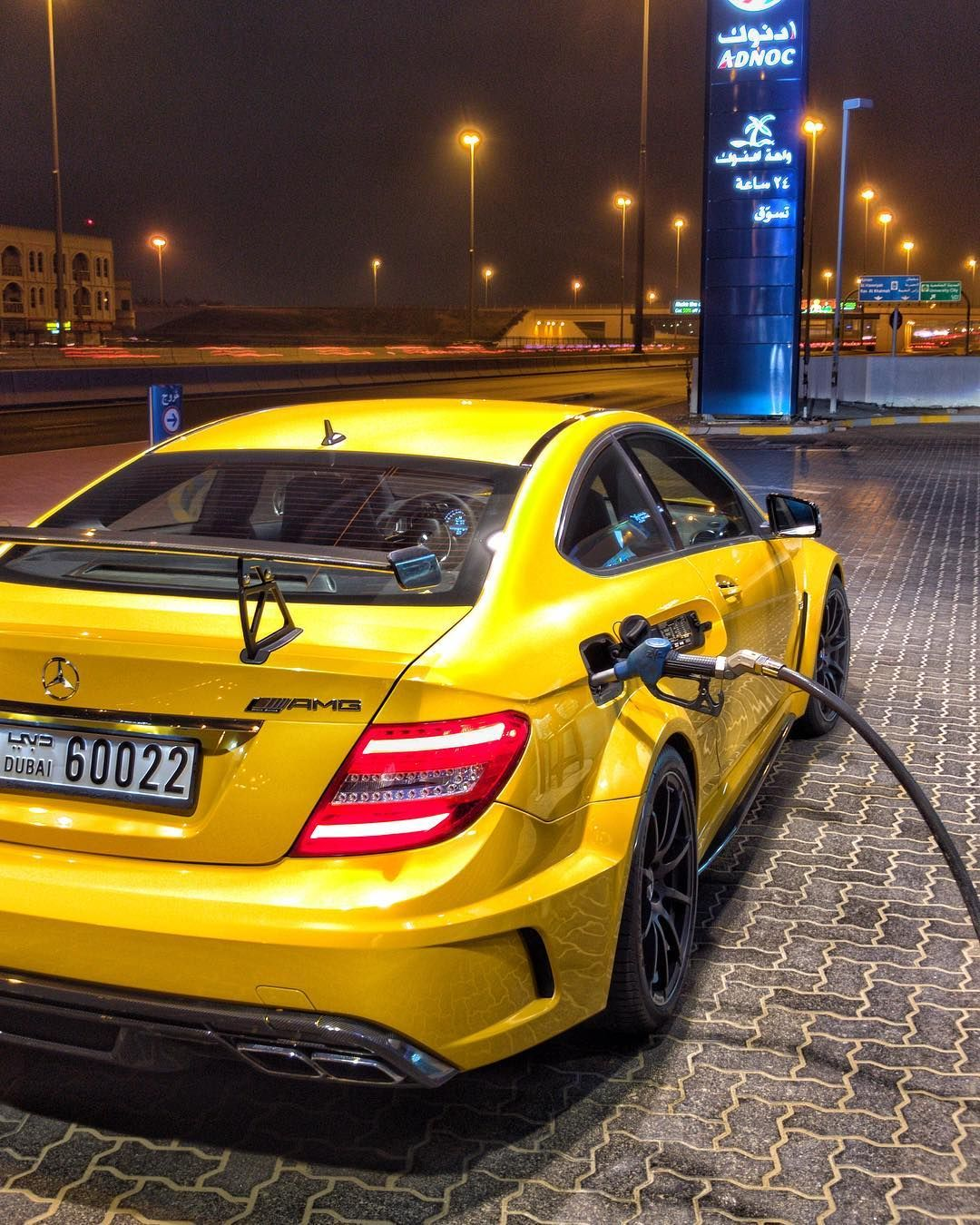 "Pin By Mohammed Faisal On Mercedes Benz Amg With Images: FaiSaL MoHaMeD On Instagram: ""He's Always Thirsty 💦 ⛽️"