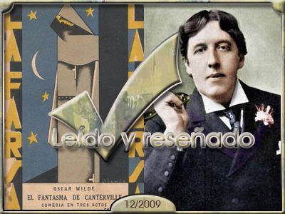 EL FANTASMA DE CANTERVILLE    -      Óscar Wilde.