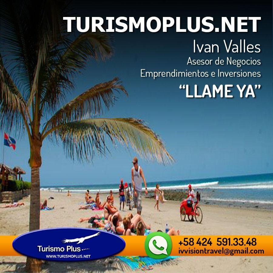 Ivan Valles Asesor LLAME YA . #turismoplus #asesoria #boletosaereos #turismo #viajes #negocios #hoteles #cruceros #inversion