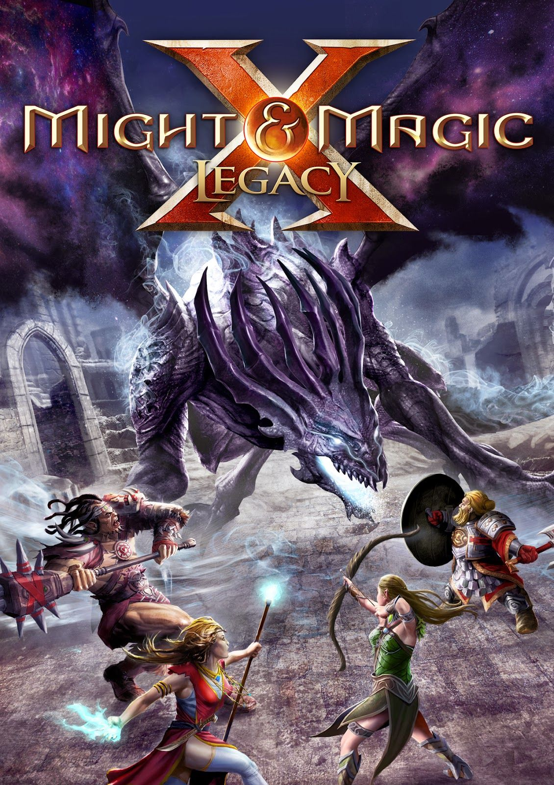 Might & Magic X Legacy PC Game Download Free PC Games