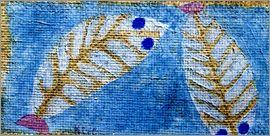Paul Klee - Blauäugige Fische