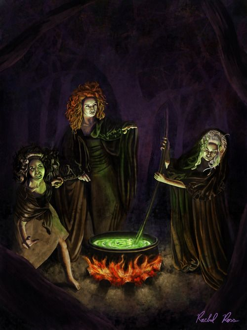 double double toil and trouble | Tumblr