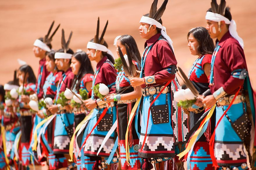 An overview of the native american tribe navajo