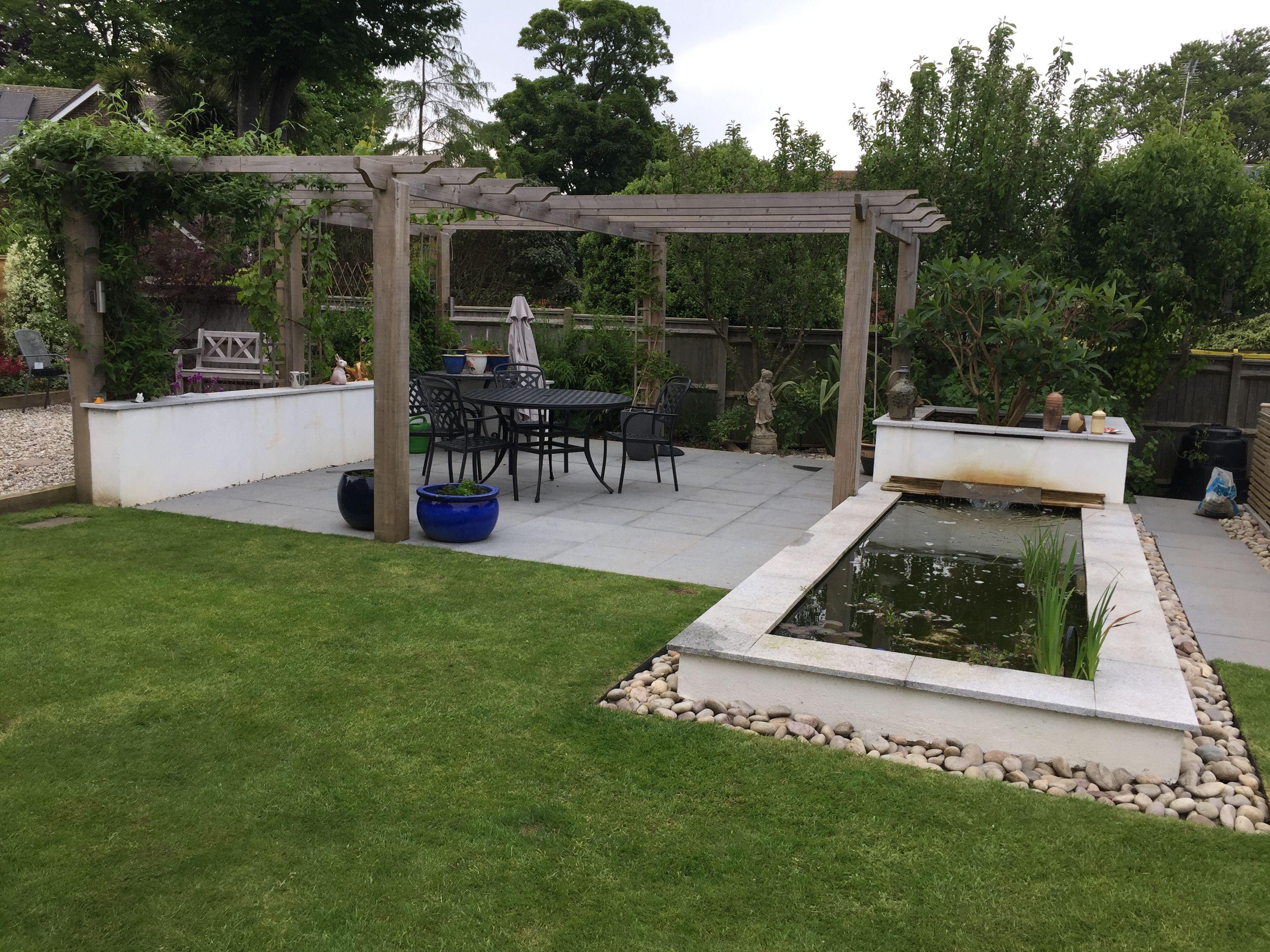 Pin By Liz Lellow On Idesia Garden Design Walmer Kent Garden Design Outdoor Decor Patio