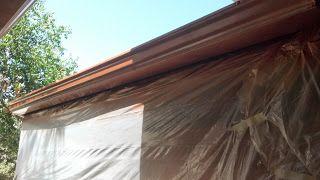 Fix Lovely Diy Copper Gutters Diy Gutters Copper Diy Copper Gutters