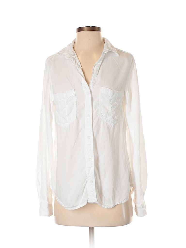 def222ad Long Sleeve Button-Down Shirt | My Style | Clothes, Button downs ...