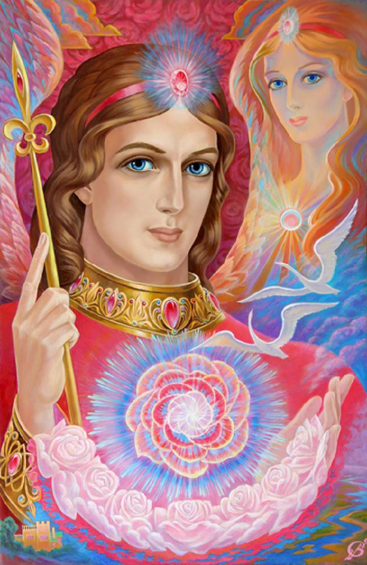 Картинки архангелы и археи