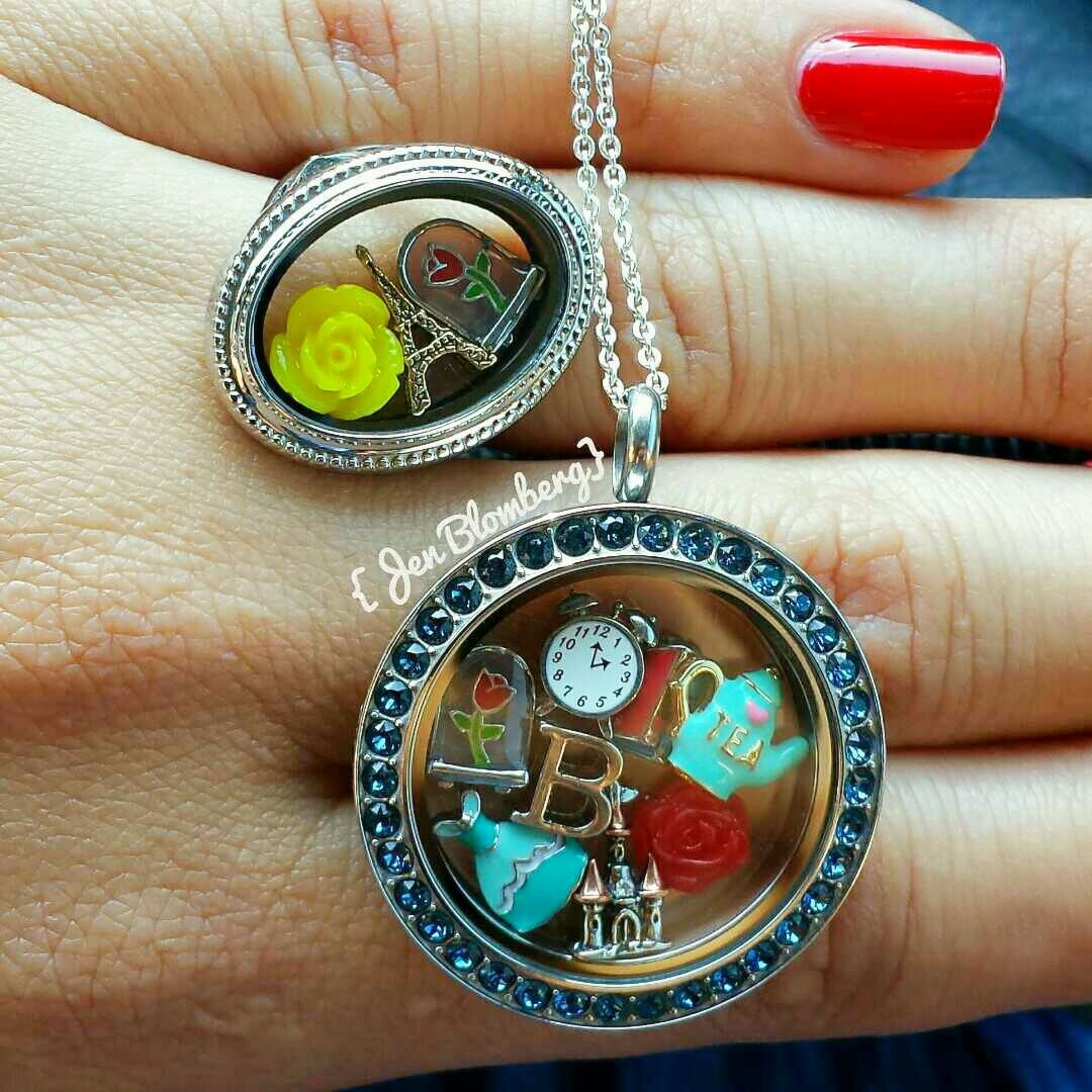 Origami Owl Chains-B