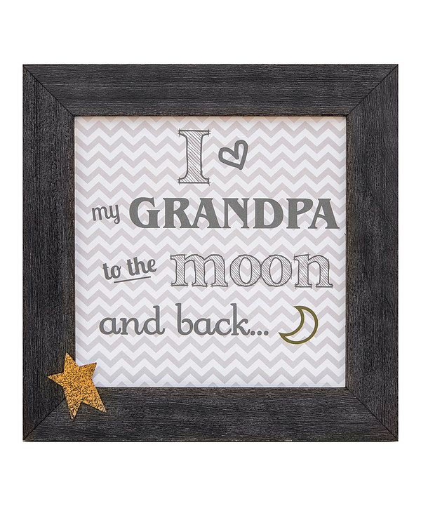 Download Look at this The Grandparent Gift Co. Black 'Grandpa to ...